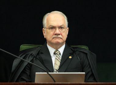 Fachin confirma que decisões sobre pedidos de PGR sairão em abril