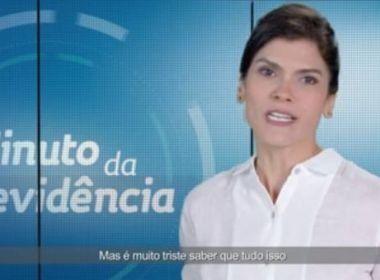 Cármen Lúcia libera publicidade do programa de reforma da Previdência
