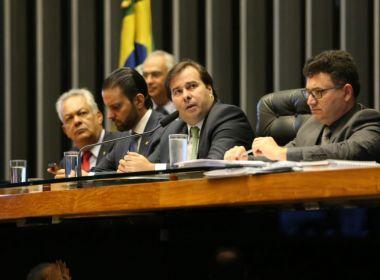Maia encerra sessão da Câmara sem votar projeto de recuperação fiscal dos Estados