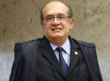 Não há risco de paralisia do STF em casos da Lava Jato, diz Mendes em Lisboa