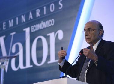 Meirelles: 'Não há muito espaço para concessões na reforma da Previdência'