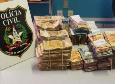 Bandidos assaltam na Suíça e enviam dinheiro ao Brasil