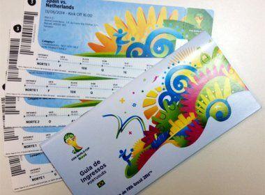 Fifa reserva receitas da Copa de 2014 para enfrentar Justiça e multas