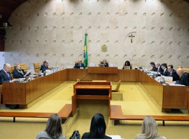 Abaixo-assinado online pede impeachment de ministros do STF