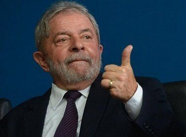 'Estou com mais tesão de ser candidato do que estava antes', diz Lula