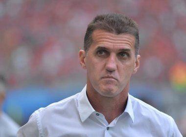 Mancini pede para Chapecoense esquecer luto e tentar surpreender no Brasileirão
