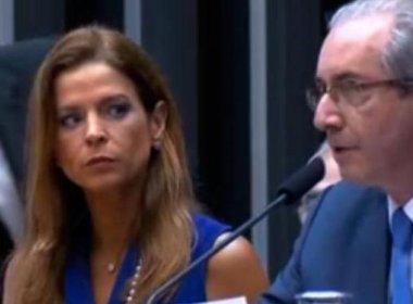 Mulher de Cunha pede absolvição ao juiz Sérgio Moro