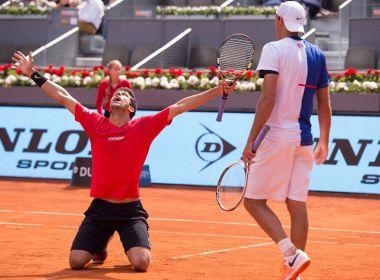 Melo e Kubot vencem franceses e conquistam título do Masters de Madri