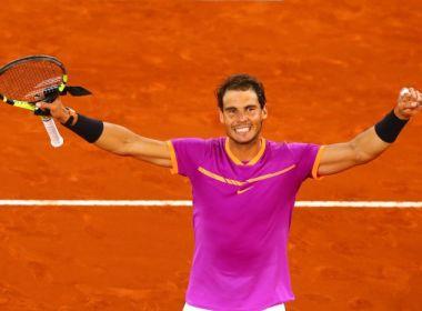 Nadal supera Federer e sobe para 4º no ranking; Melo vira nº 3 nas duplas