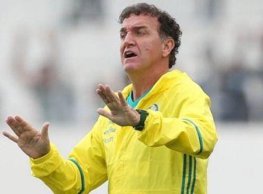 De olho na Libertadores, Cuca admite poupar titulares do Palmeiras no Brasileirão