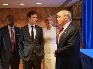 EUA: Genro de Trump propôs canal secreto com a Rússia em dezembro
