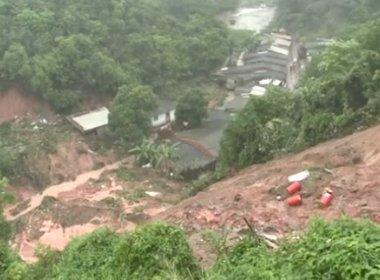 Fortes chuvas deixam ao menos 4 mortos em Maceió