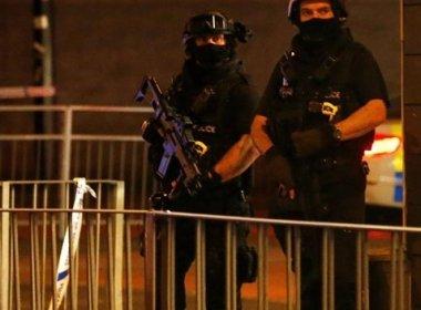 Reino Unido mantém caça a cúmplices de ataque a Manchester