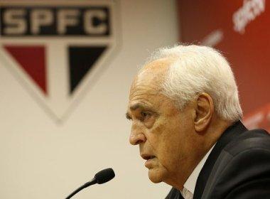 Leco revela que São Paulo tem interesse em Calleri: 'Estamos no mercado'