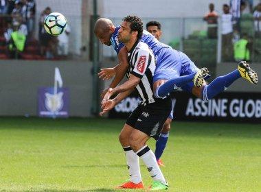 Atlético-MG leva virada em dois minutos, mas busca empate contra a Ponte Preta