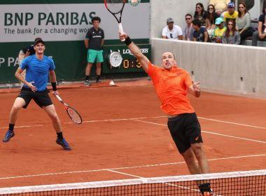 Soares abre Roland Garros com vitória fácil; Wawrinka e Del Potro também ganham