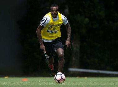 São Paulo faz proposta oficial para contratar o zagueiro Cleber, do Santos
