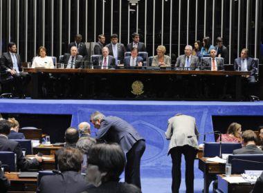 Senadores acreditam que PEC das eleições diretas não deve vingar