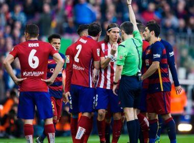 CAS rejeita recurso e mantém Atlético de Madrid proibido de se reforçar até 2018