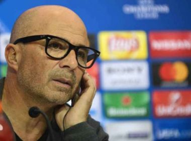 Argentina oficializa Jorge Sampaoli como novo técnico da seleção