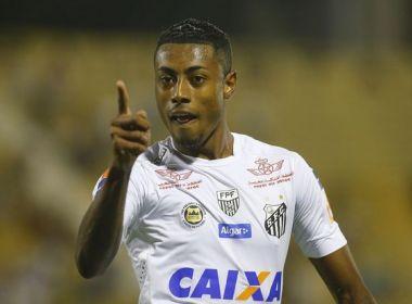 Bruno Henrique quer Santos no ataque para superar o Corinthians no Itaquerão