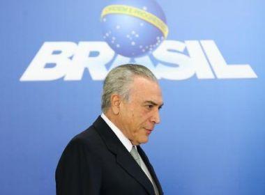 Temer vai se reunir com seu advogado em São Paulo