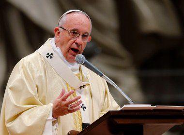 Papa Francisco e líderes europeus e asiáticos condenam ataques em Londres