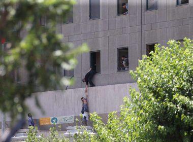Parlamento do Irã e mausoléu do Aiatolá Khomeini são alvos de ataques