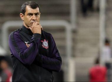 Corinthians tem dúvida entre Romero e Clayson para clássico
