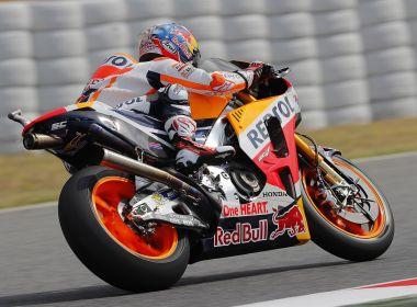 Favoritos ficam para trás e Pedrosa fatura pole da MotoGP em Barcelona