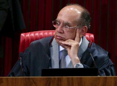 Gilmar Mendes classifica como 'bobagem' críticas ao TSE