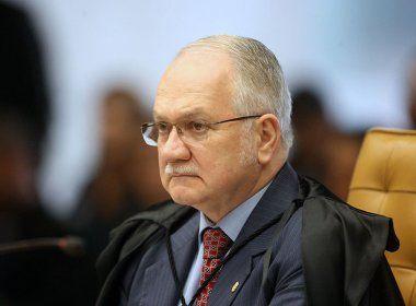 STF discute na quarta se Fachin pode ser o relator da delação da JBS