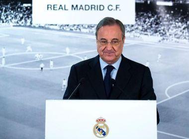 Sem rivais, Florentino Peréz é confirmado para novo mandato de 4 anos no Real