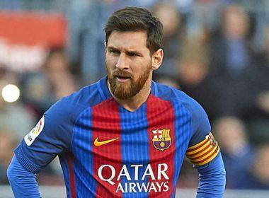 Messi oferece pagamento de R$ 1,9 milhão para evitar pena de prisão de 21 meses