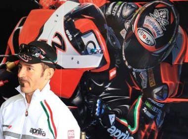 Max Biaggi deixa cuidado intensivo após grave acidente de moto