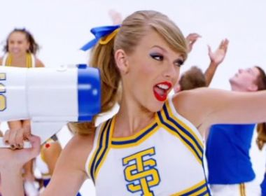 Taylor Swift brinca com melhor jogador da NBA: 'Eu te ensinei a driblar'