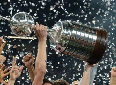 Conmebol amplia prazo para trocas nos inscritos na Libertadores e Sul-Americana