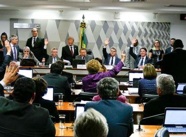 CCJ aprova relatório da reforma trabalhista por 16 votos a 9; houve 1 abstenção