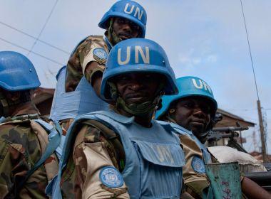 ONU decide cortar orçamento para missões de paz, após pressão dos EUA