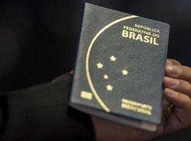 Governo vai utilizar recurso de convênios internacionais para emissão de passaportes
