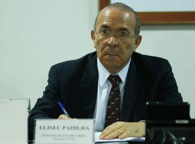 Antes de ser preso, Rocha Loures disse em áudio que Padilha seria afastado