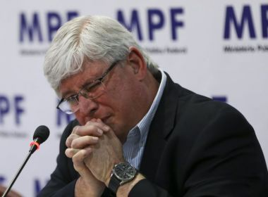 Janot se diz 'consternado com corrupção dos mais altos dignatários da República'