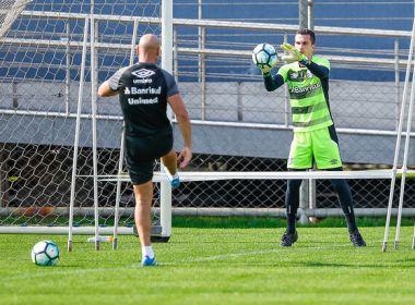 Grohe, Pedro Rocha e Bolaños desfalcam o Grêmio no duelo contra o Flamengo