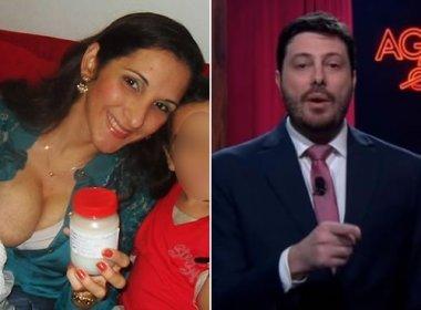 Doadora de leite materno ofendida por Gentili tem indenização reduzida em 60%