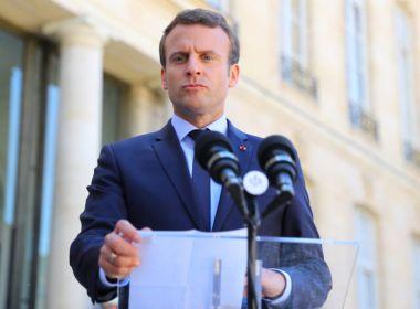 Macron diz que França colaborou para morte de judeus no Holocausto