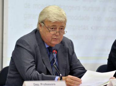 PGR examina possibilidade de pedir prisão de Ricardo Teixeira