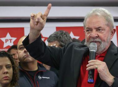 Bancos depositam R$ 419 mil de Lula em contas judiciais por ordem de Moro