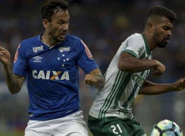 Palmeiras leva gol no fim e cai na Copa do Brasil; Cruzeiro vai à semifinal