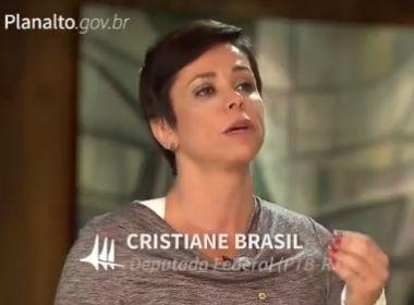 Ás vésperas da votação da denúncia, Planalto exibe vídeo com deputados elogiando Temer