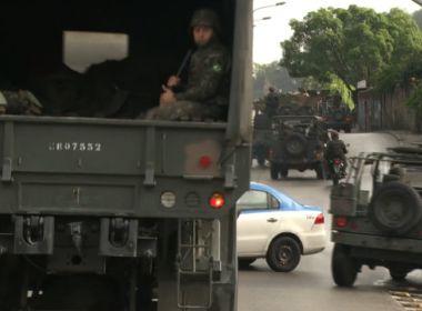 Rio: Operação contra roubo de carga termina com 3 suspeitos e um policial mortos